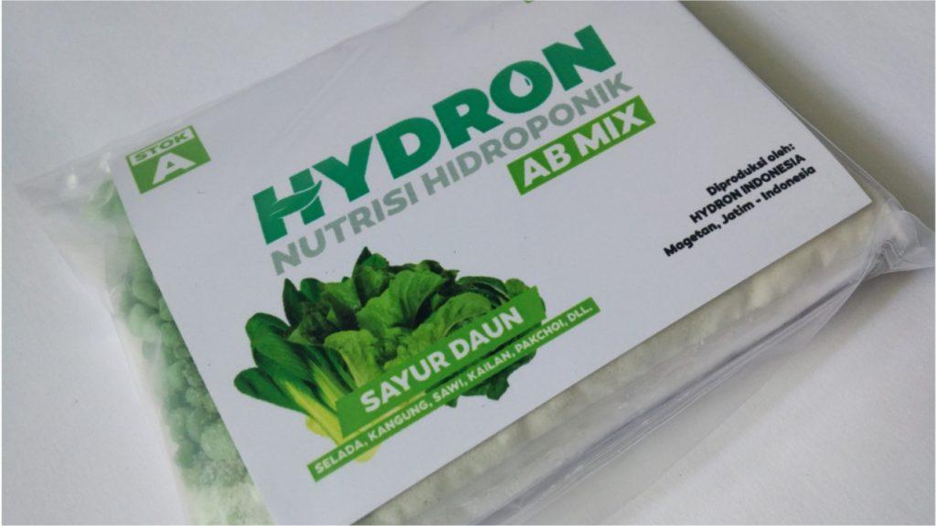 Nutrisi Sayur Hydron